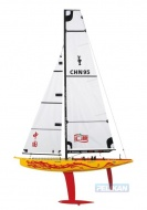 China Team yacht 1M kit plachetnice