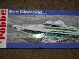 Robbe Sea Diamond EP