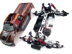 Podvozek 1:10 Monstertruck Detonator 4WD