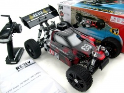 1:8 Nitro Buggy Air Attack 2WD RTR 2.4 GHz